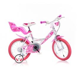 "Dino Bikes 144 RN 14"" Pink"