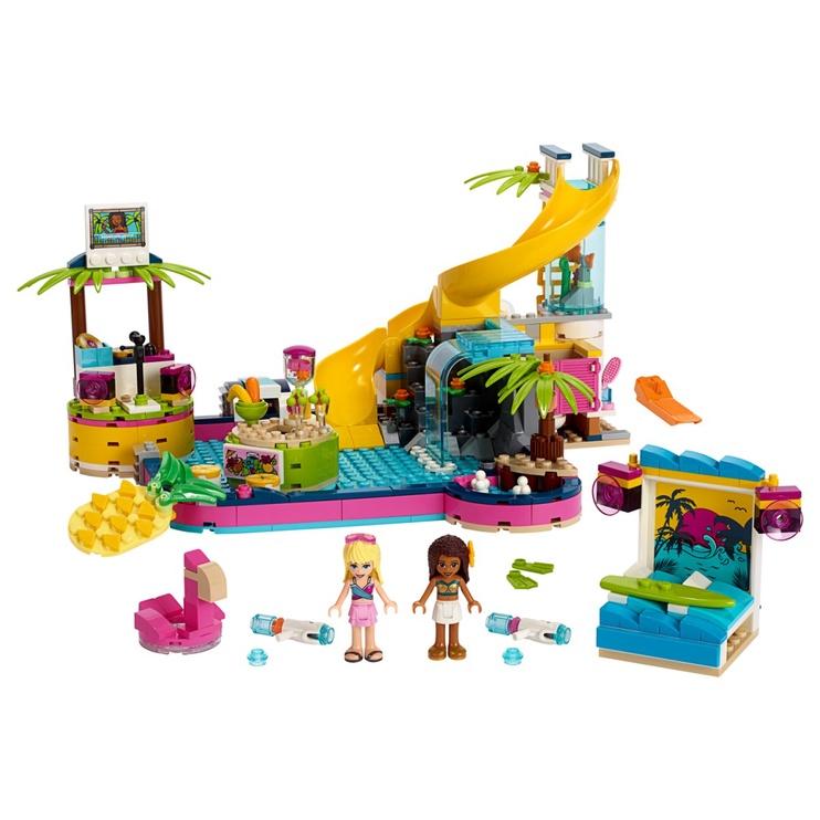 Konstruktor LEGO® Friends 41374 Andrea basseinipidu