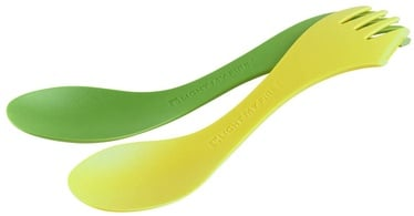 Light My Fire Spork XM 2 Pack Green