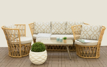 Domoletti Outdoor Furniture Set Capri 16834