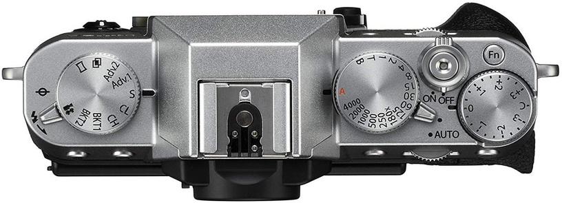 Fujifilm X-T20 XC 15-45mm f/3.5-5.6 OIS PZ Silver