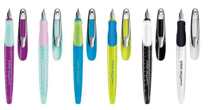 Kirjutusvahend Herlitz My Pen, sinine