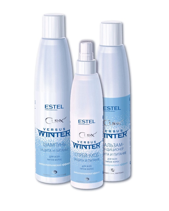 Estel Curex Versus Winter Hair Care Spray 200ml