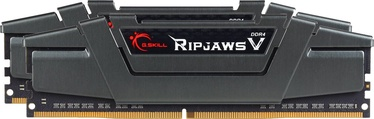 Atmintis G.SKILL RipjawsV rev.2 16GB 3200MHz CL16 DDR4 XMP2 KIT OF 2 F4-3200C16D-16GVKB