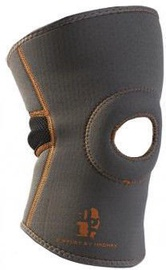 Mad Max Knee Support with Patella Stabilizer Gray M