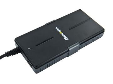 Whitenergy Universal notebook Super Slim AC adapter 90W