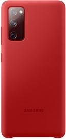 Чехол Samsung, красный