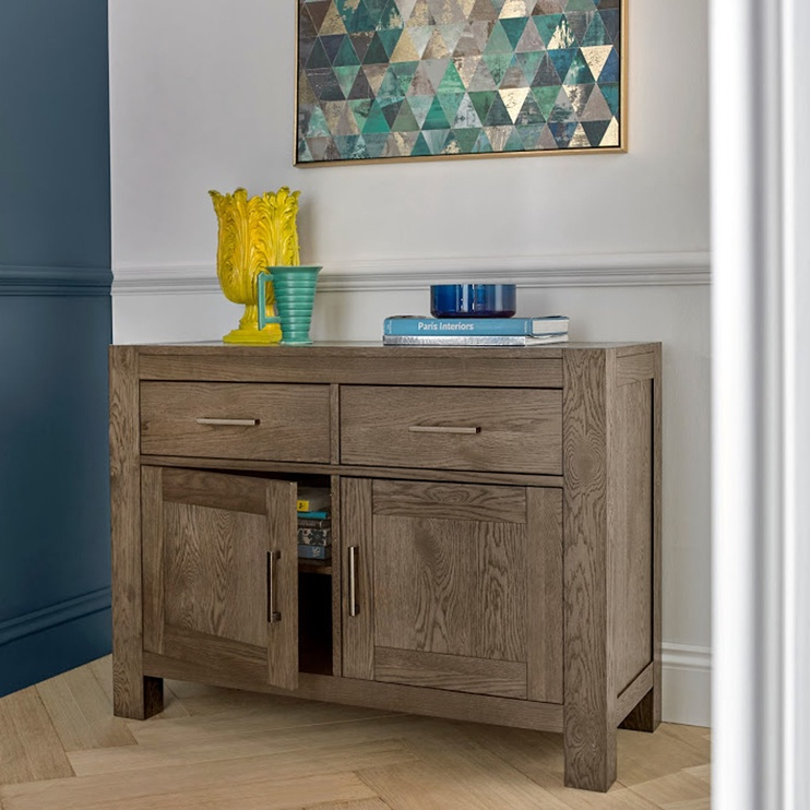 Home4you Turnin Chest Of Drawers 46.5x110xH82cm
