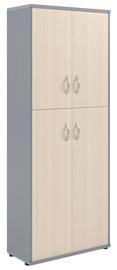 Skyland Imago Office Cabinet CT-1.8 Maple/Metallic