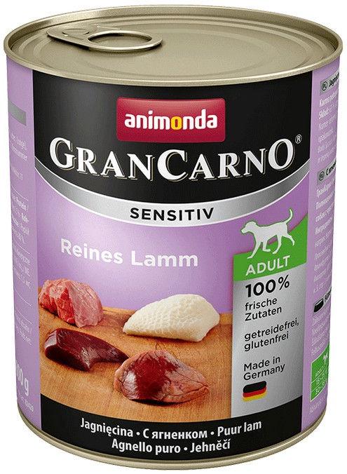 Animonda GranCarno Sensitiv Lamb 800g