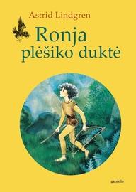 Knyga Ronja plėšiko duktė