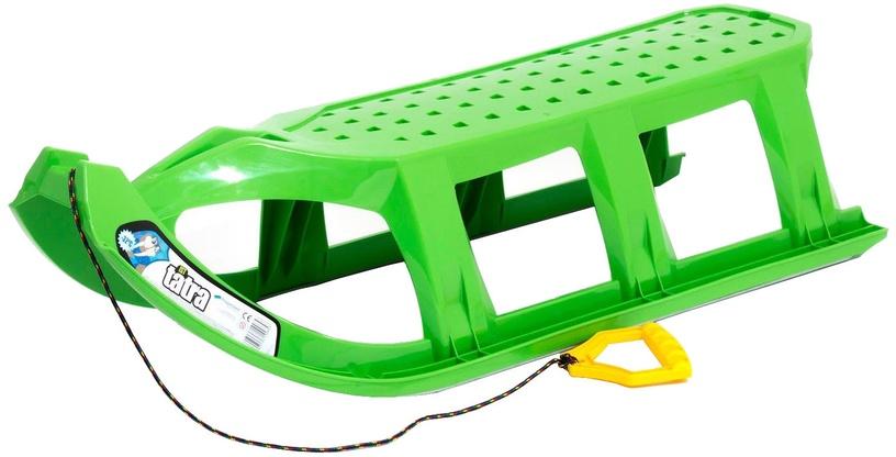 Prosperplast Tatra Sledge With Rope Green IST-G800