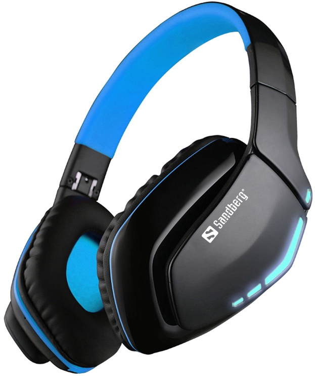 Ausinės Sandberg Blue Storm Wireless Headset