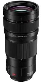 Panasonic Lumix S Pro 70-200mm F2.8 O.I.S. Lens Black