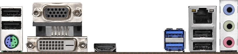 Mātesplate ASRock H310CM-HDV/M.2