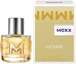 Tualettvesi Mexx Woman 60 ml, EDT