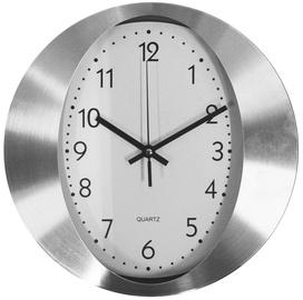 Besk Wall Clock Aluminium 30cm