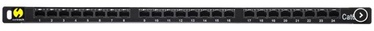 Netrack Patch Panel 19'' CAT 6 UTP 24-Port +Shelf