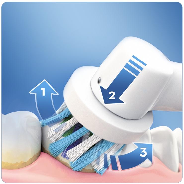 Электрическая зубная щетка Oral-B Genius X 20000N UltraThin, белый
