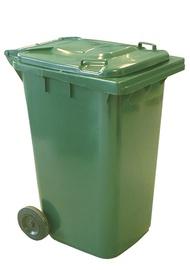 Dumpster 240 l Green
