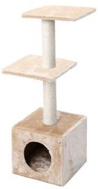 Skrāpis kaķiem Europet Bernina Palazzo Beige, 30x30x90 cm