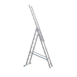 Universalios kopėčios Forte Tools A09A3/250, 3 x 9 pak