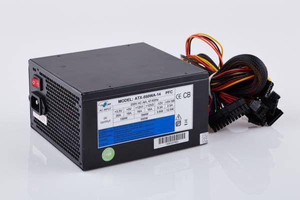 Eurocase EC ATX 550W ATX-550WA-14