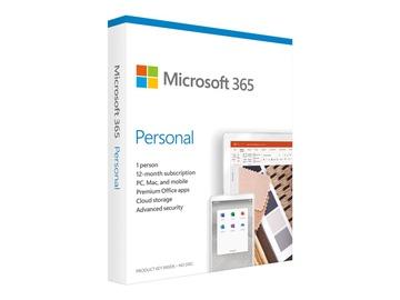 Įranga programinė Microsoft 365 1 asmuo, 1 metai, anglų k.