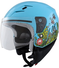 Shiro Helmet SH-20 Forestan Blue S