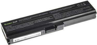 Green Cell Battery Toshiba Satellite U500 L750 A650 C650 C655 4400mAh