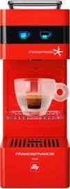 Illy Y3 IPERESPRESSO Red