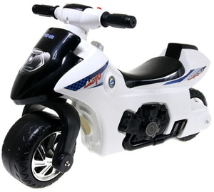Baby Mix Ride-On Motorcycle HZ617 White