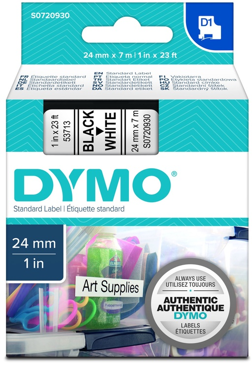 Этикет-лента для принтеров Dymo S0720930 D1, 700 см