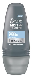 Dove Men + Care Cool Fresh 48h Deodorant Roll On 50ml