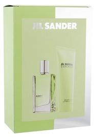 Набор для женщин Jil Sander Evergreen 30 ml EDT + 75 ml Body Lotion