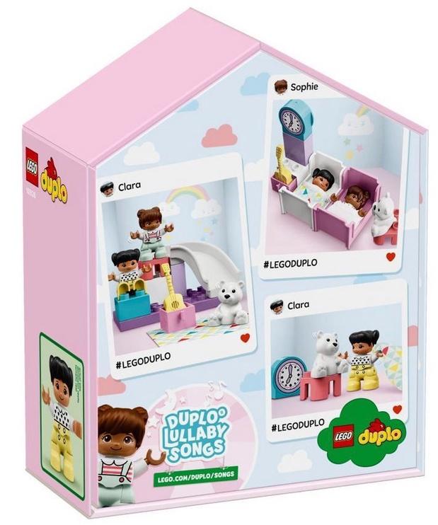 Конструктор LEGO Duplo Спальня 10926, 16 шт.