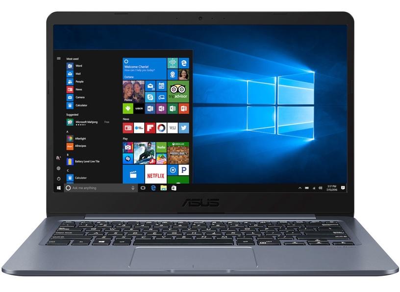 Asus VivoBook 14 Full HD SSD Gemini Lake Penitum Win10