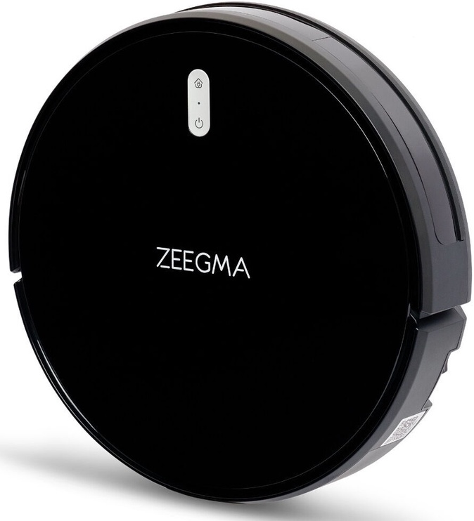 Робот-пылесос Zeegma Zonder Robo Next Black