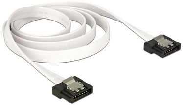 Delock Cable SATA / SATA White 0.70m