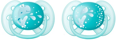 Philips Avent Ultra Soft Pacifiers 2pcs 6-18 SCF226/22