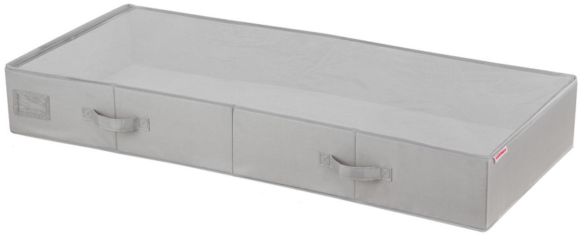 Leifheit Clothes Box Underbed Large 106x46x15cm Grey
