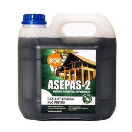 Antiseptikas Asepas-2, žalsvai pilka, 3 l