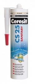 Sanitarinis hermetikas Ceresit CS25/102, Marble White, 280 ml