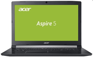Nešiojamas kompiuteris Acer Aspire 5 A517-51G Black NX.GVQEP.005