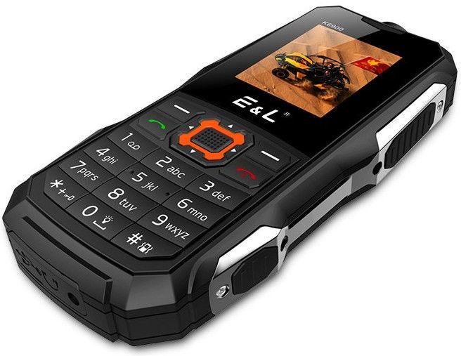 E&L K6900 Black ENG