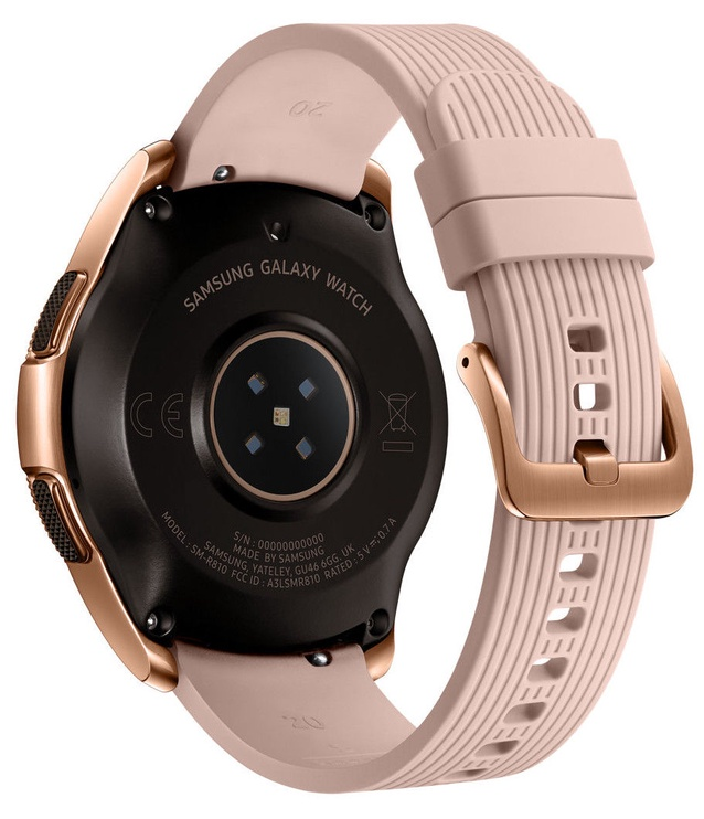 Samsung Galaxy Watch 42mm LTE Rose Gold