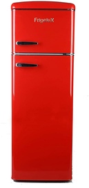 Frigelux Fridge RFDP246RRA Red