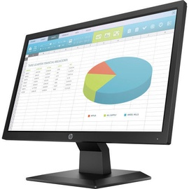 "Monitorius HP P204, 19.5"", 5 ms"