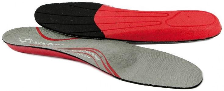 Sixton Peak Modularfit Insole Grey/Red 44