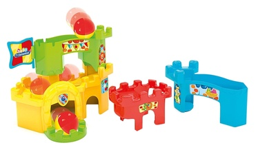 Clementoni Baby Roll And Drop Fun Castle 17226